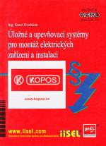 Úložné a upevňovací systémy pro montáž elektrických zařízení a instalací SV. 78
