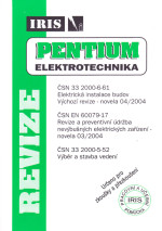 Pentium Elektrotechnika – Revize