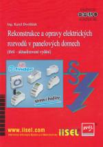 Rekonstrukce a opravy elektrických rozvodů v panelových domech (třetí aktualizované vydání) SV. 96